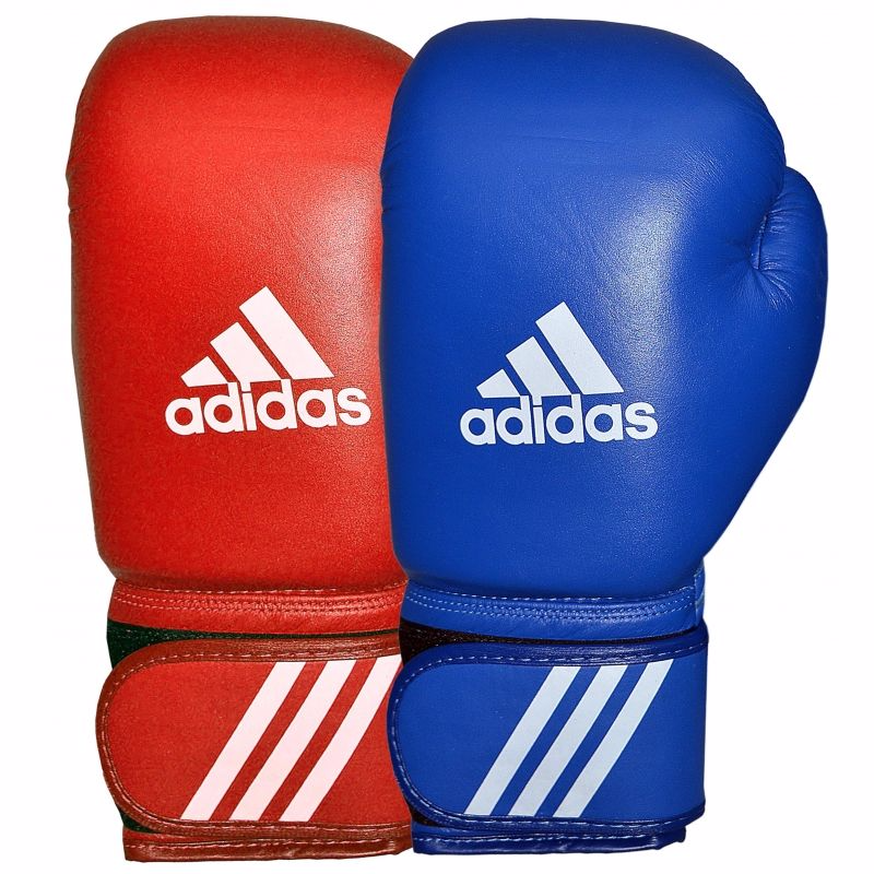 Nike Velcro Gloves: Adidas AIBA Licensed Boxing Gloves