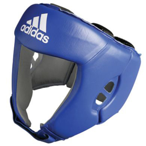 Adidas AIBA Licensed Headguard - Blue