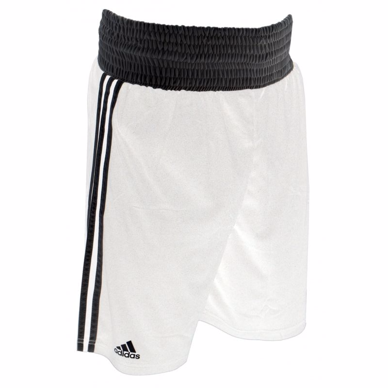 Adidas Base Punch Boxing Shorts - White