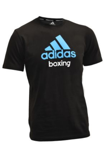 Adidas Boxing T-Shirt Black (Large)