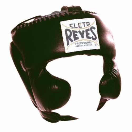 Cleto Reyes Cheek Protection Headguard - Black