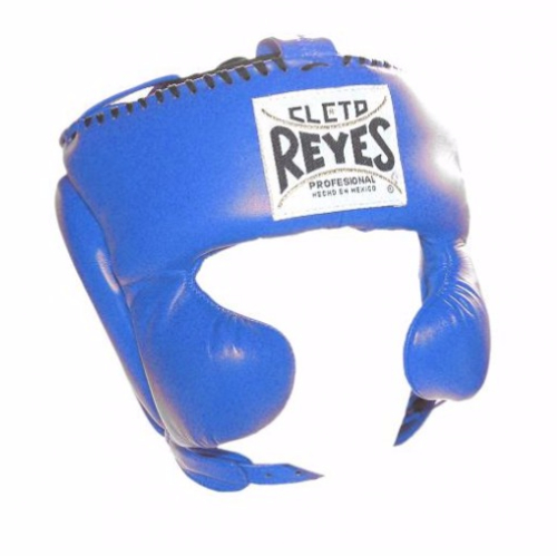 Cleto Reyes Cheek Protection Headguard - Blue