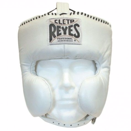 Cleto Reyes Cheek Protection Headguard - White