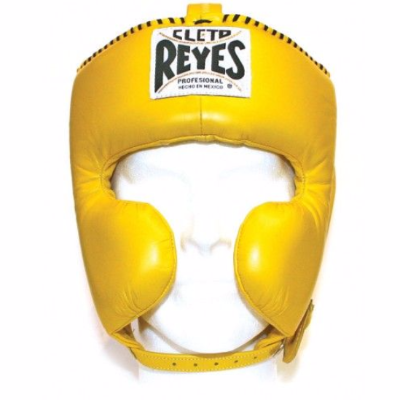 Cleto Reyes Cheek Protection Headguard - Yellow