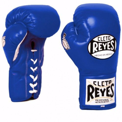 Cleto Reyes Safetech Contest Gloves - Blue