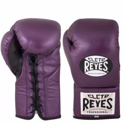 Cleto Reyes Traditional Contest Gloves - Purple