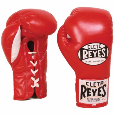 Cleto Reyes Traditional Contest Gloves - Red