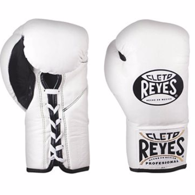 Cleto Reyes Traditional Contest Gloves - White