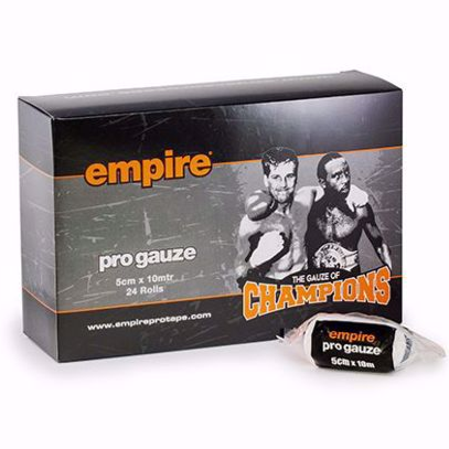Empire Pro Gauze Box of 24 (5cm X 10m)