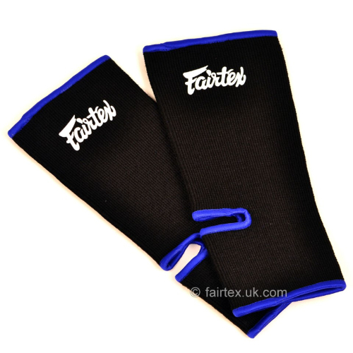 Fairtex Ankle Supports - Black Blue