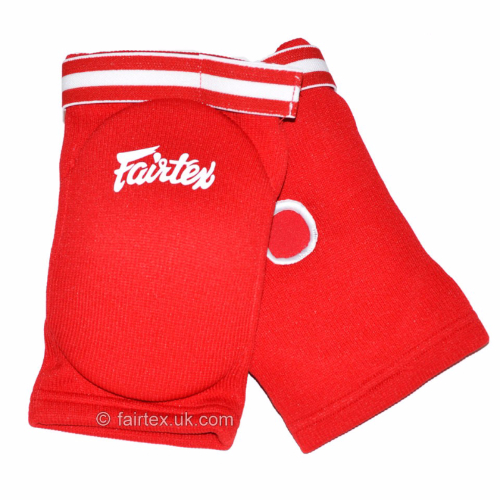 Fairtex Elbow Pads - Red