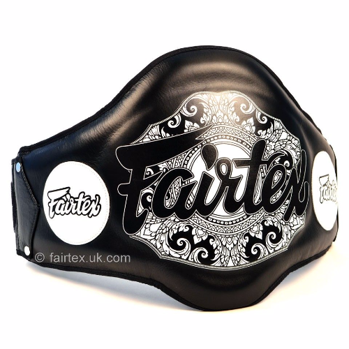 Fairtex Lightweight Belly Pad - Black