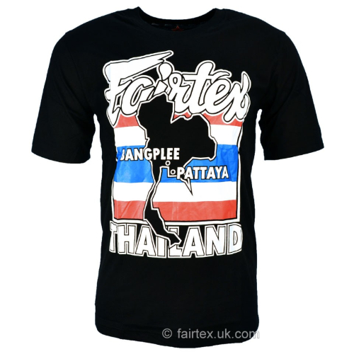Fairtex Thai Flag T-Shirt