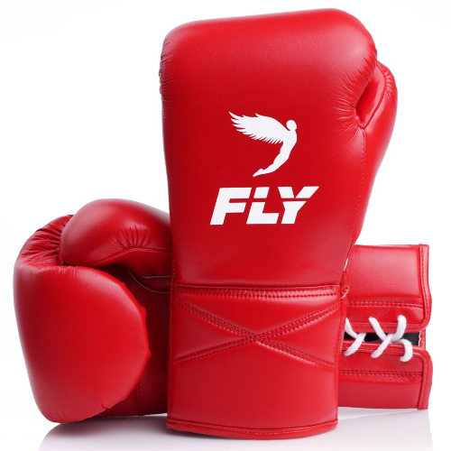 Fly Superlace X Training Gloves - Red