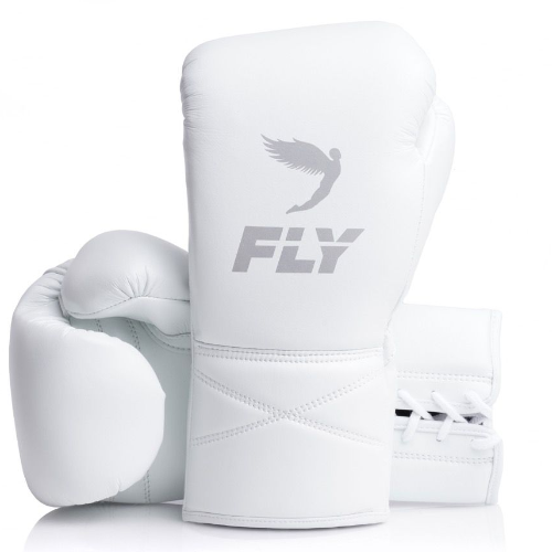 Fly Superlace X Training Gloves - White
