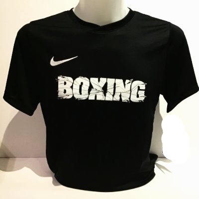 Nike Boxing Dri-Fit T-shirt - Black