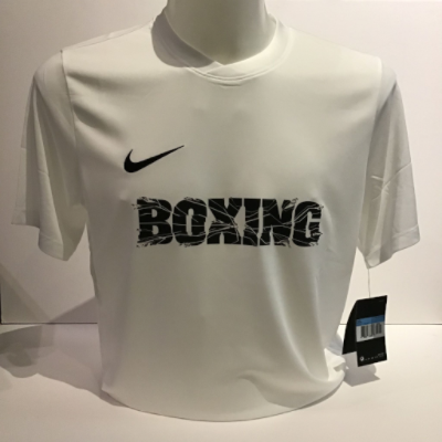 Nike Boxing Dri-Fit T-shirt - White