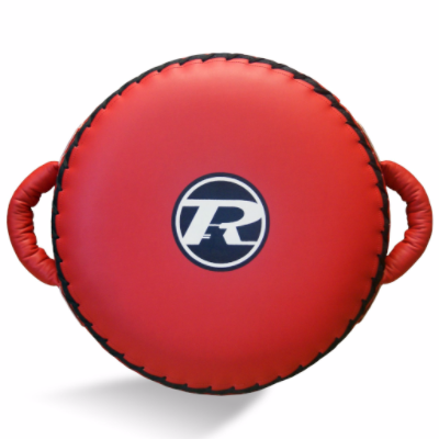 "Ringside Circular Punch Pad 14"" Red"