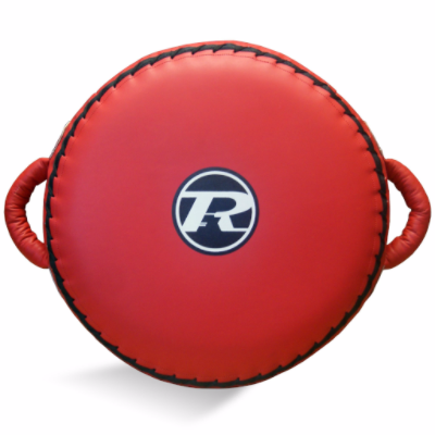 "Ringside Circular Punch Pad 16"" Red"
