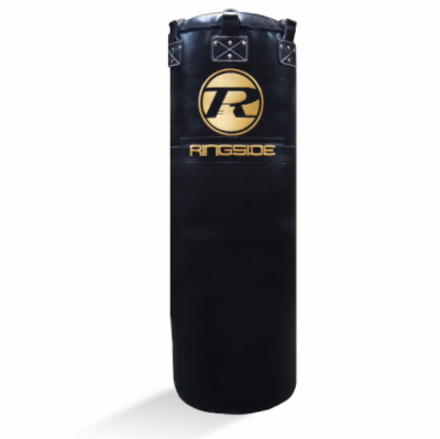 Ringside Jumbo Punchbag Black/Gold