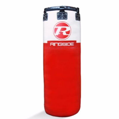 Ringside Jumbo Punchbag Red/White