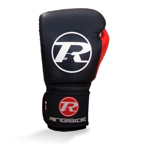 Ringside Junior Training Glove Black/red (8oz)