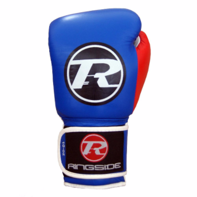 Ringside Junior Training Glove Blue/Red (10oz)