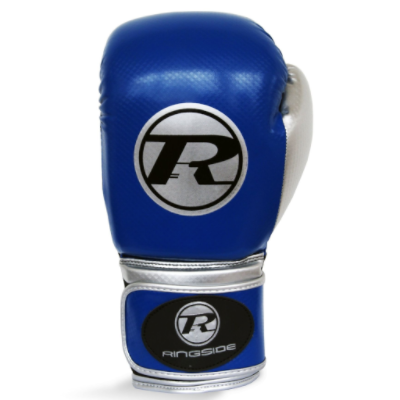 Ringside Pro Fitness Boxing Gloves - Blue