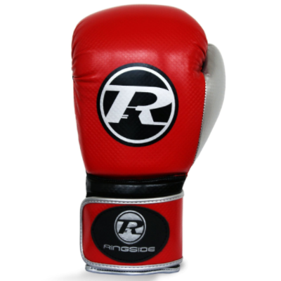 Ringside Pro Fitness Boxing Gloves - Red
