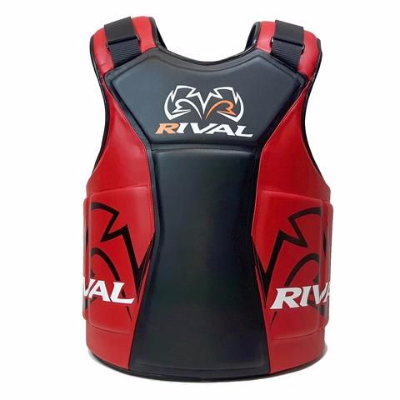 Rival Body Protector - The Shield Red