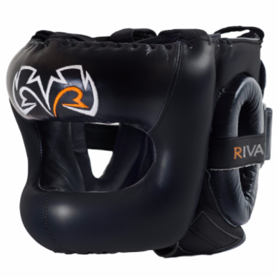 Rival RHGFS3 Face Saver Head Guard - Black
