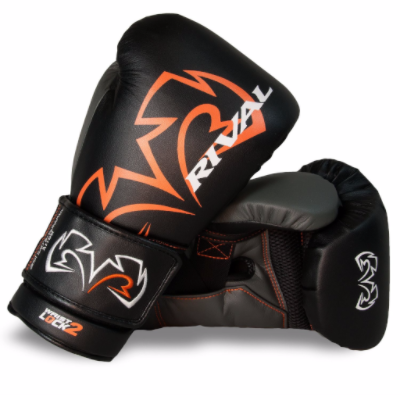Rival RS11V Sparring Gloves - Black