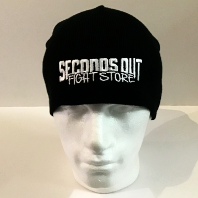 Seconds Out Beanie - Black