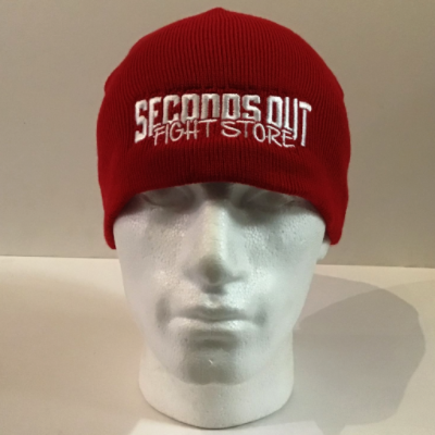 Seconds Out Beanie - Red