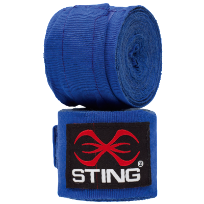 Sting 4.5m Handwraps - Blue