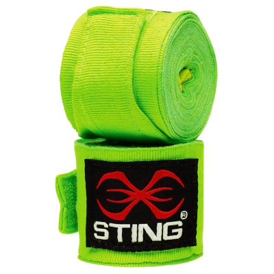 Sting 4.5m Handwraps - Green