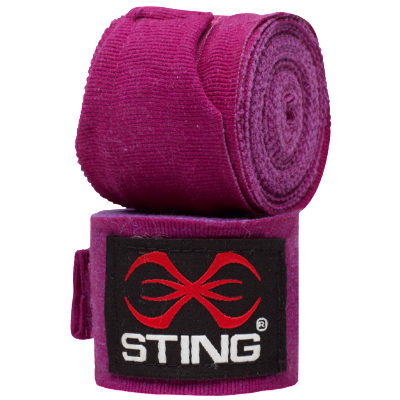 Sting 4.5m Handwraps - Purple