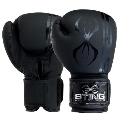 Sting Armaplus Boxing Gloves - Black