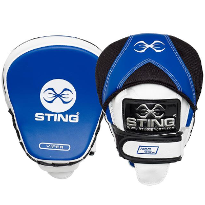 Sting Viper Speed Focus Mitts - Blue