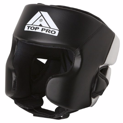 Top Pro Sparring Head Guard