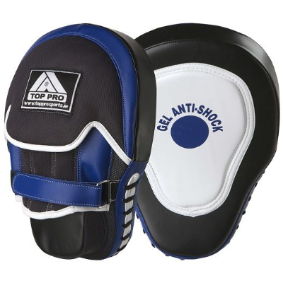 Top Pro Storm Gel Anti-Shock Focus Pads
