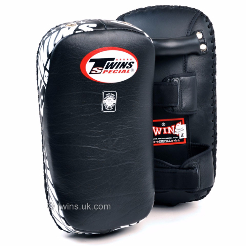 Twins KPL-10 Curved Thai Kick Pads
