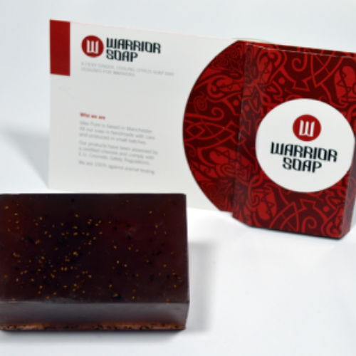Warrior Soap Bar