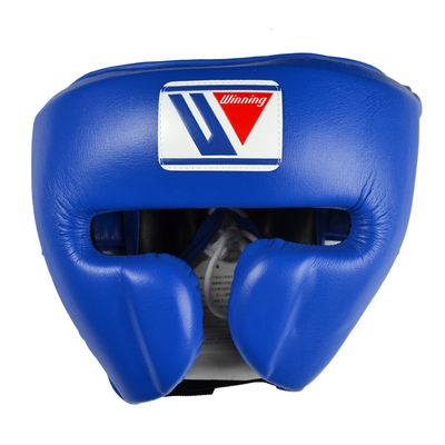 Winning FG-2900 Cheek Protector Head Guard - Blue