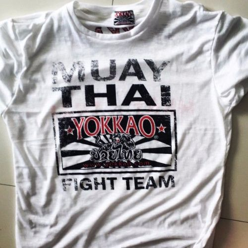 Yokkao Premium Fight Team T-Shirt - White